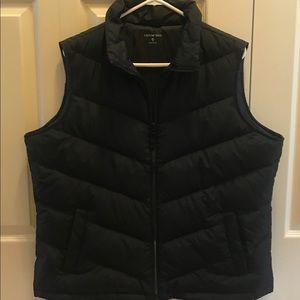 Lands Ends women's size XL winter vest